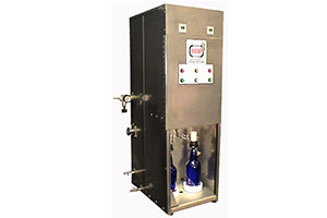 DFA2 - Dual head automatic bottle filler.