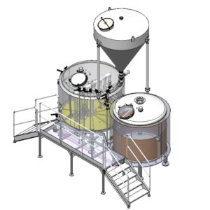 HDP Brewery System