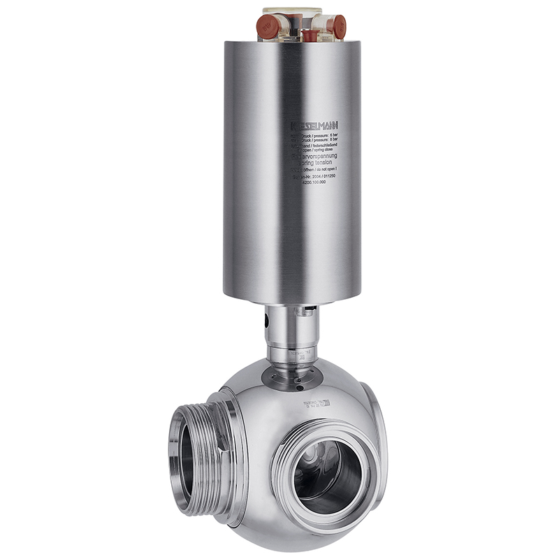 Valves Macdonald Steel Hdp