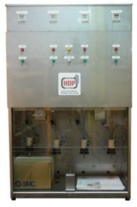 DFA4 - Four head automatic bottle filler