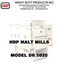 Brochure - DR 1020 Malt Mills