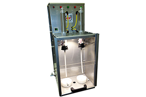 EFA2 - Dual head automatic bottle filler