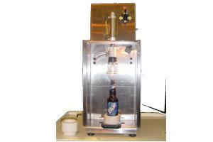 EFM1 - Single head manual bottle filler