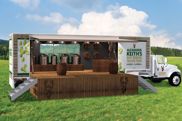 HDP Mobile Brewery System