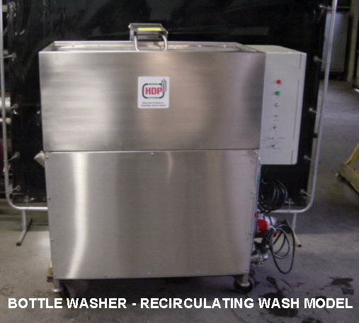 HDP - Beverage Products - Bottle Washers